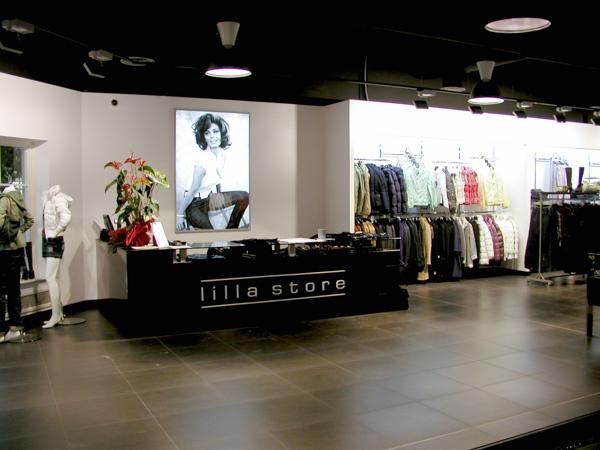 Lilla Store w Warszawie