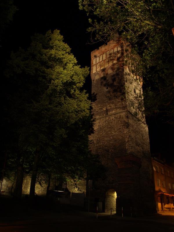 Mury Obronne w Paczkowie