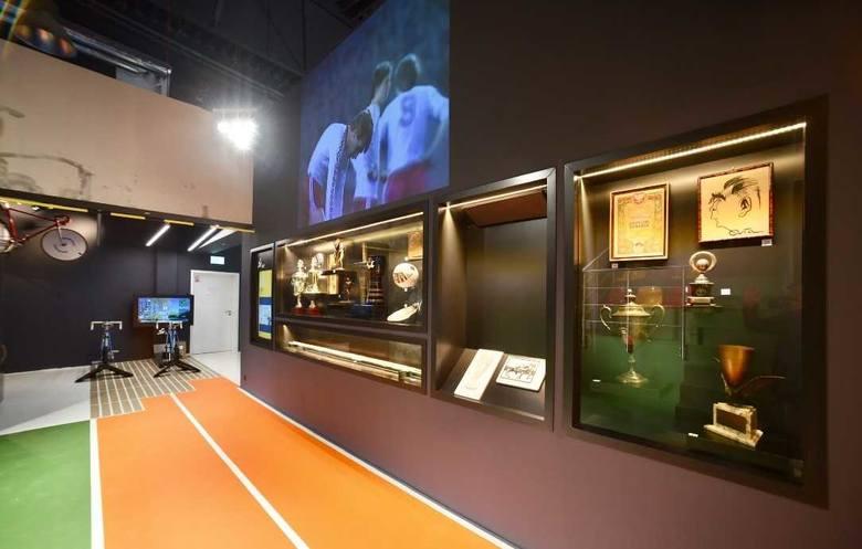 Muzeum Sportu W łodzi Elit Sa
