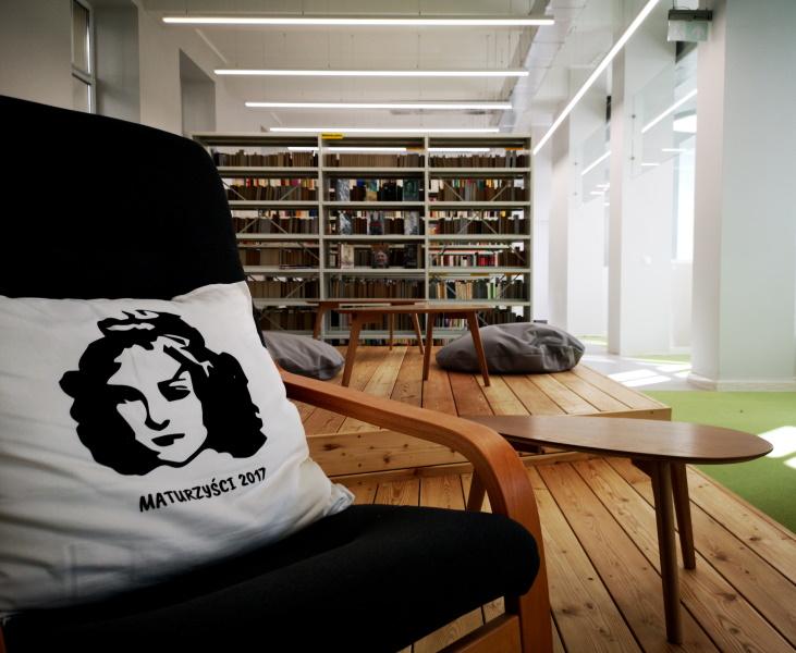 Biblioteka Liceum Ogólnokształcące, Warszawa